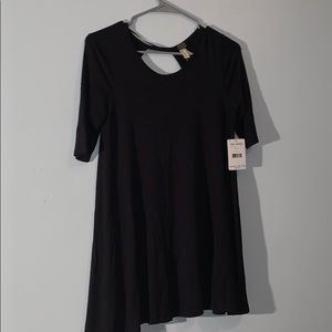 NWT We the free black short sleeve size small!